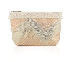 Shiraleah Dominique Zip Pouch - Blush
