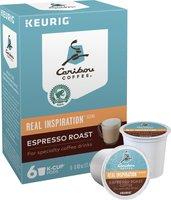 Keurig  Caribou Coffee Expresso Roast