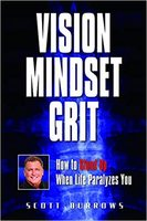 Vision Mindset Grit by Scott Burrows