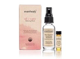 EvanHealy Oil & Water balancing ritual