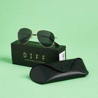 DIFF - Cruz Aviator Sunglasses