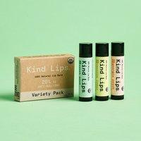 KIND LIPS - 3 pack