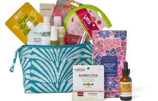 Whole Foods Beauty Bag 2020- Conscious Beauty Kit