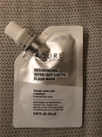 Acure resurfacing inter-gly-lactic flask mask