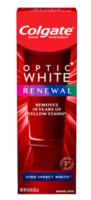 Colgate Optic White Renewal Toothpaste