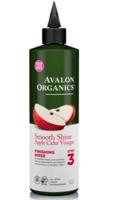 Avalon Organics Smooth Shine Apple Cider Vinegar FINISHING RINSE