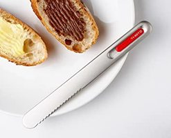 SpreadTHAT ll Serrated Warming Butter Knife