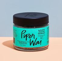 PiperWai Activated Charcoal Deodorant