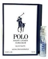 Ralph Lauren Polo Ultra Blue Sample