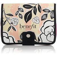 Benefit Floral Bi-Fold Wallet