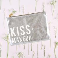 Kiss and Makeup Bag by Santa Barbara Studio Designs