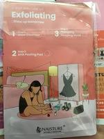 Naisture Exfoliating 3 step skin care kit