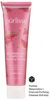 Purlisse Watermelon + Charcoal Purifying Cleanser FULL SIZE