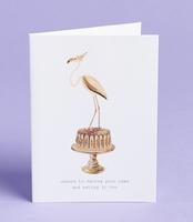 Margot Elena Card - Birthday