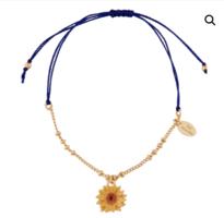 Les Nereides Sunflower Bracelet