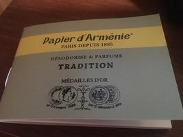 Papier d'Armenie
