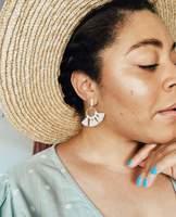 Fringe Earrings by Matr Boomie