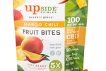 UPSIDE EDIBLES MANGO CHILI FRUIT BITES CBD