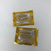 Rosotena Crystal Collagen Gold Powder Eye Mask