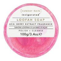 Sunday Rain Invigorated Loofah Soap