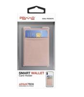 Dual Pocket Smart Wallet Card Holder