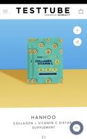 Hanhoo Beauty Fix Collagen + Vitamin C Dietary Supplement