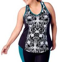 RAINBEAU CURVES WORKOUT TANK 26/28