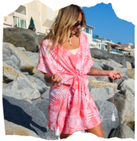 Cleobella Dreamy Sunset Coverup