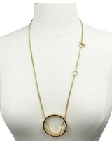 Jules Smith - Open Circle Necklace