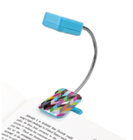 French Bull LED Clip Light for E-Readers And Books