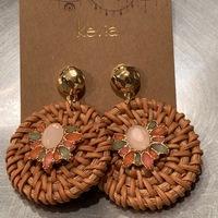 Kevia Boheme Style Earrings