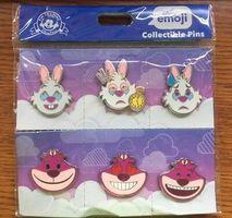 Disney Parks Emoji Collectible Pins