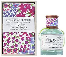 Library Of Flowers Linden Parfum