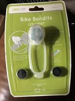 Bike Bandit's LED light For Helmets and Bikes