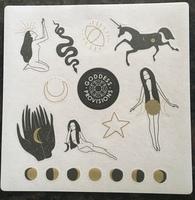 Goddess Provisions Cosmic Stickers