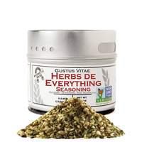 Gustus Vitae Herbs De Everything Seasoning