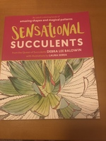 Succulent activity book