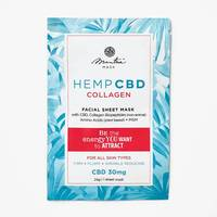 CBD Collagen Sheet Mask