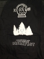 Fox Way Diner Apron