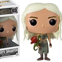 FUNKO Pop! Daenerys Targaryen Game of Thrones 03