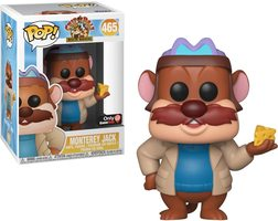 Monterey Jack (Chip N Dale) Funko Pop