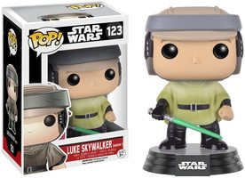 Luke Skywalker (Endor) Funko Pop (#123)