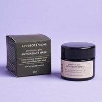 Live Botanical Greenhouse Glow Antioxidant Mask
