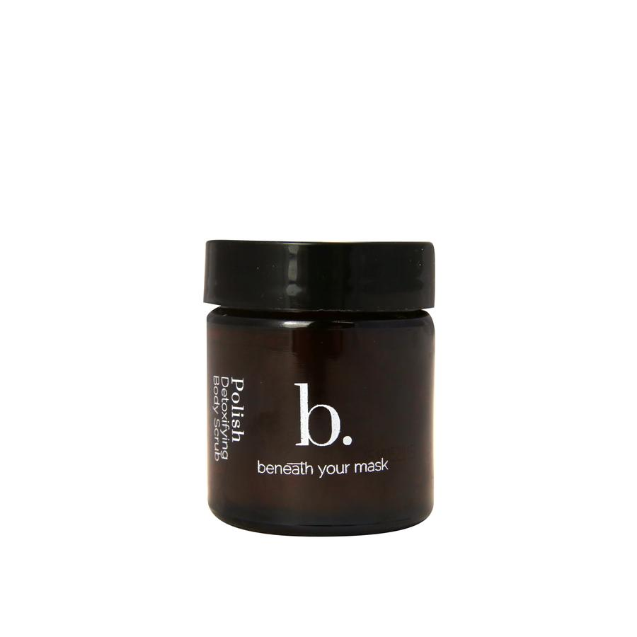Beneath Your Mask Detoxifying Body Scrub