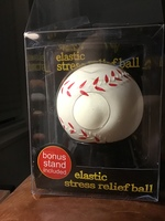 Stress Ball with Stand