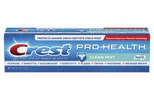 Crest Pro-Health Toothpaste (Clean Mint)