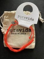 Pura Vida original red multi-string bracelet
