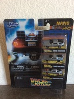 Back to the Future DeLorean Die-Cast Car Set