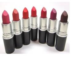 MAC lipstick - various shades