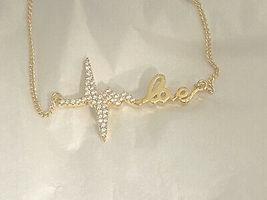 Walter Baker Heartbeat Love Necklace